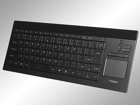Rapoo 2900 – беспроводная клавиатура + тачпад