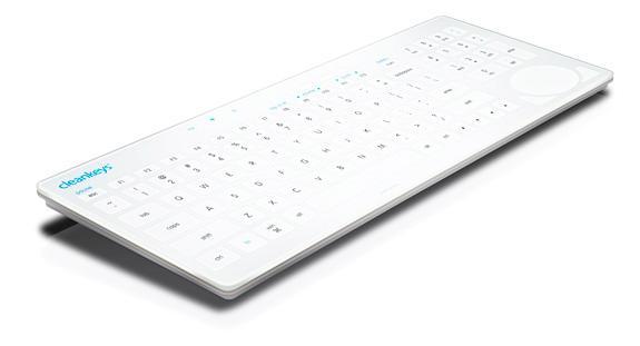 Cleankeys - клавиатура убивает бактерии на повал!