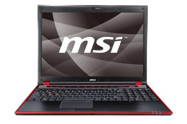 MSI GX640