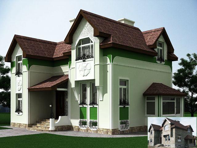 Современный дом: главные черты дизайна (часть2)