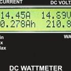 Руководство пользователя ваттметра EMF-1