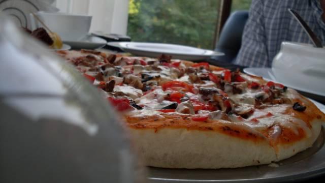 Продвижение неизбежно если ты любишь пиццу так же как люблю ее я