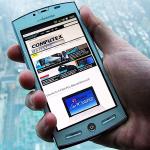 Sharp Aquos 102SH - большой экран + Android