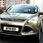 Новый Ford Kuga 2013 года