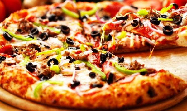 Пицца стоимостью в 20 миллионов рублей