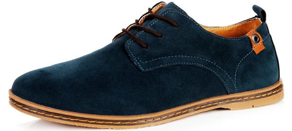 Мужская обувь покрой