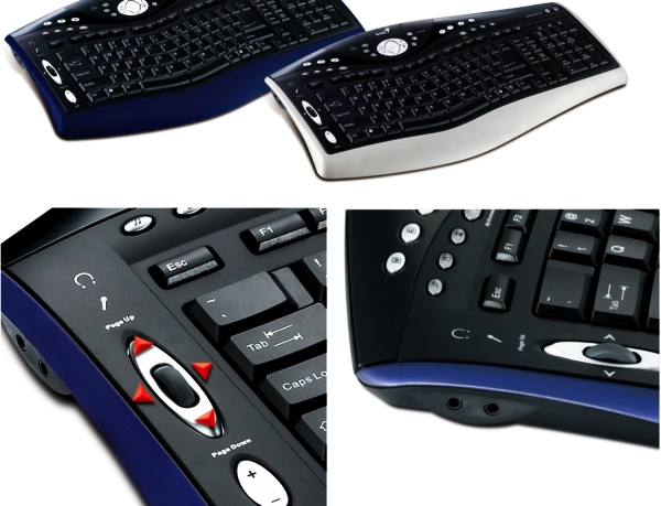 Клавиатура Genius Ergo Media 700 вызвала большой интерес
