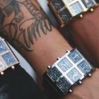 Ice Link: необычные часы