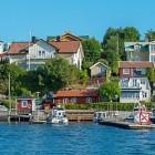 Швеция – это богатейшая природа с суровой Лапландией, зелеными полями
