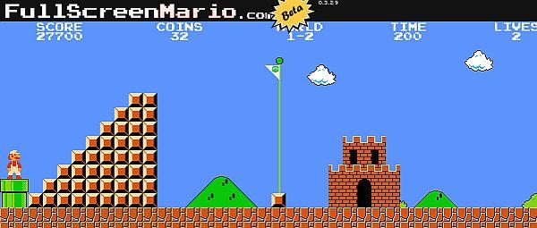 Легендарная игра 80-х Super Mario доступна в браузере!