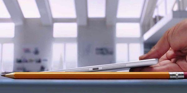 Apple iPad Air: продажи начнутся 1 ноября