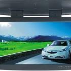 Особенности потолочных мониторов для авто