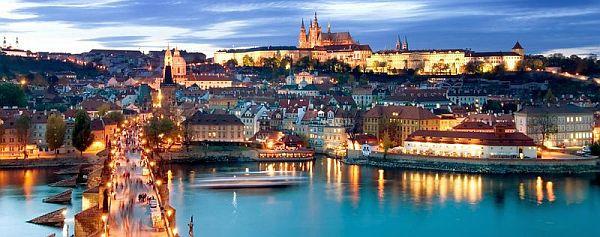 Незабвенная красота Праги