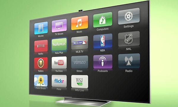 Apple выпустит 65-дюймовый телевизор с экраном от LG?