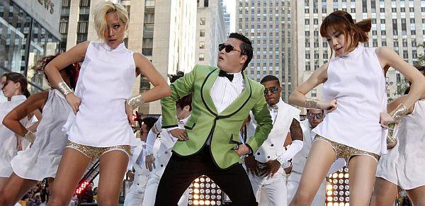 Gangnam Style побил все рекорды