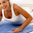 Небольшой комплекс упражнений при поясничном остеохондрозе
