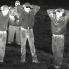 Инфракрасная камера (тепловизор) - отличный помощник в охране ночью!