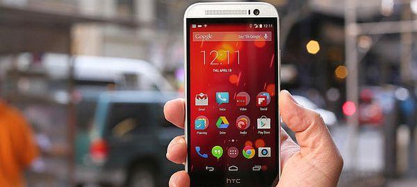 Что показывают скриншоты Android 5.0 Lollipop на Htc One (M8)