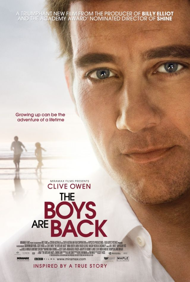 Мальчики возвращаются (The Boys Are Back)