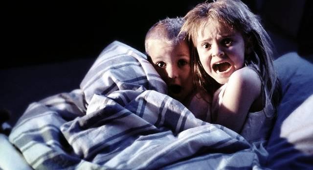 Страшилка для детей: Синий коврик